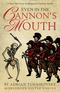 EVEN IN THE CANONS MOUTH - COVER