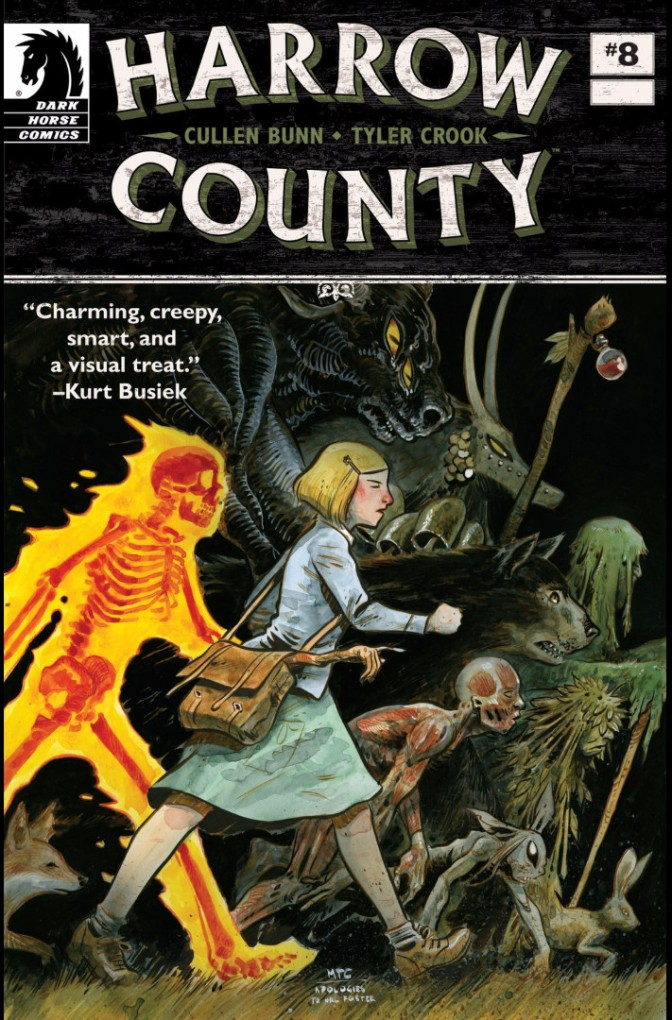 Comic Book Review: Harrow County #8