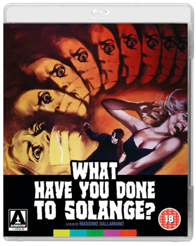 Film Review: What Have You Done to Solange? (1972)